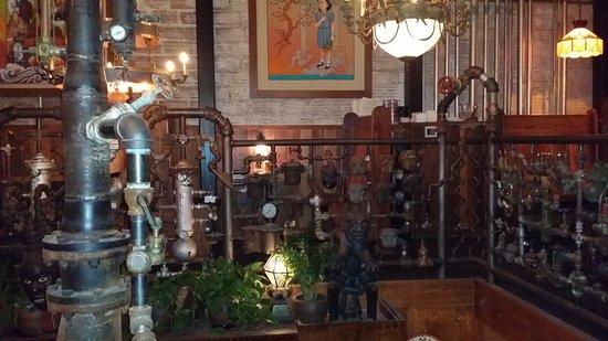 McMenamins Kennedy School: Boiler room bar