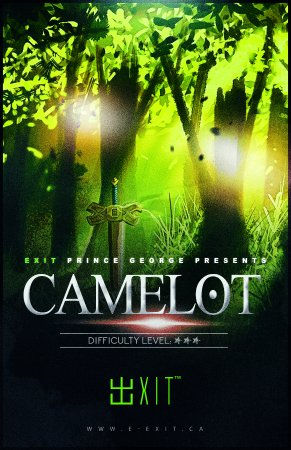 Prince George, Canada: Camelot
