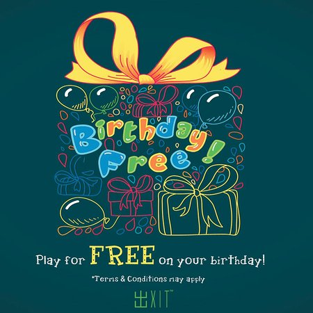 Prince George, Canadá: Free Game on your Birthday!!