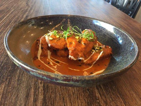 Cremorne, Australia: Delicious butter chicken love it