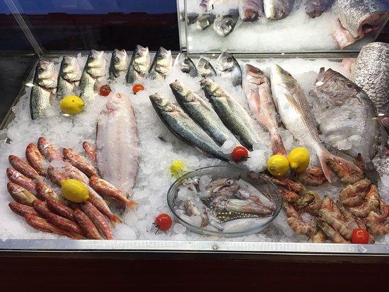 Fish House: Sea food