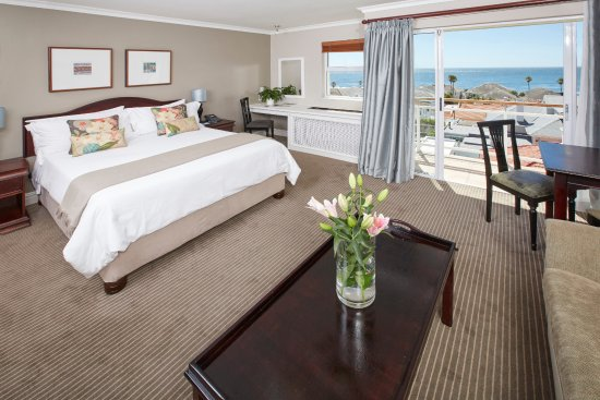 Bantry Bay, South Africa: Deluxe Seafacing Suite