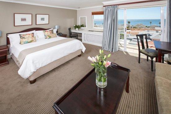 Bantry Bay, Afrika Selatan: Deluxe Seafacing Suite