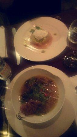 La salle a manger : Un délice ! ! !