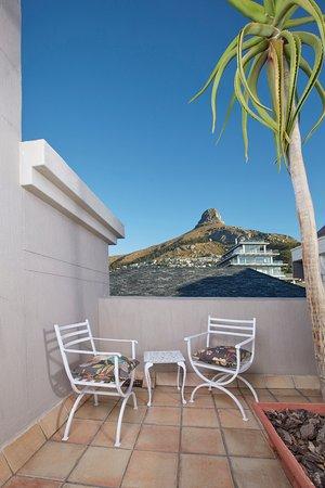 Bantry Bay, Afrika Selatan: Luxury Mountain Duplex - Lion's Head View