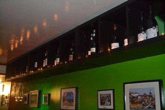 Portuguese Restaurant: wine