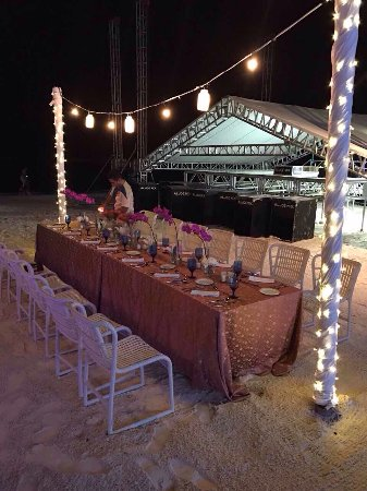 Discovery Shores Boracay: Celebrated New Year's Eve at the Discovery and it was the best celebration in the island. Top Cl