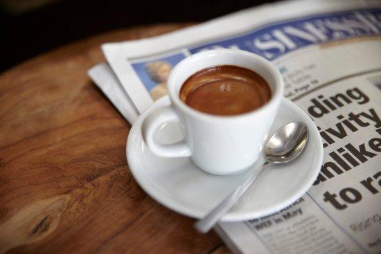 Κόλπος Bantry, Νότια Αφρική: Espresso