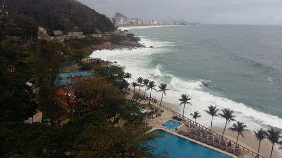 Beautiful views and great facilities