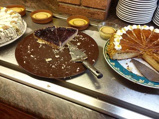 Pleasant Dessert Table 4 Picture Of Restaurante El Puma Interior Design Ideas Gresisoteloinfo