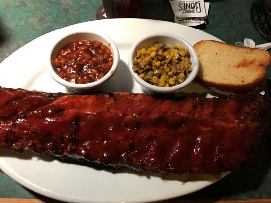 Wellington, FL: Baby Back Ribs