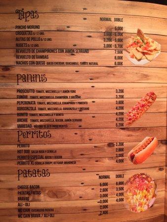 Pizzeria Rinachentto: Varios
