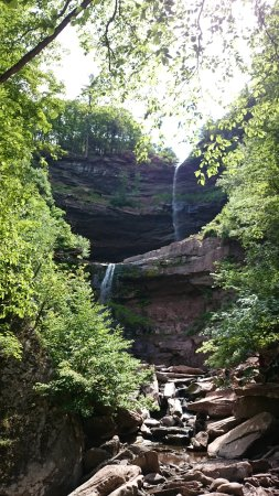 Haines Falls, NY: sopra