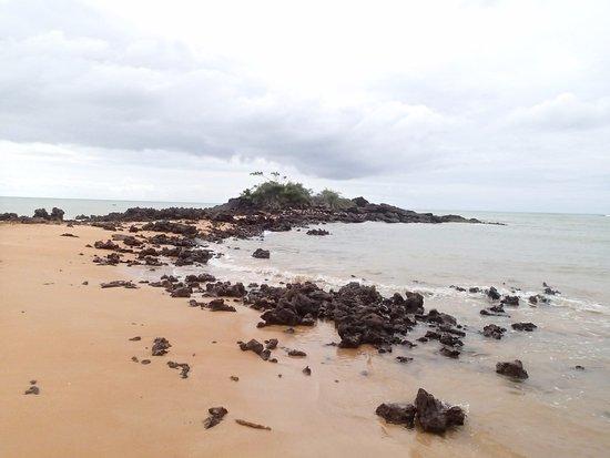 """Aracruz, ES: Vista para a """"ilha"""""""