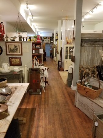 Canvas House Antiques and design center