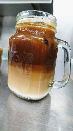 Flaxton, Australia: Iced Coffee Layered