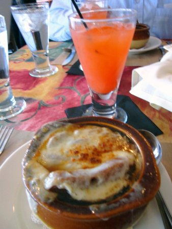 Bristol, PA: French Onion Soup