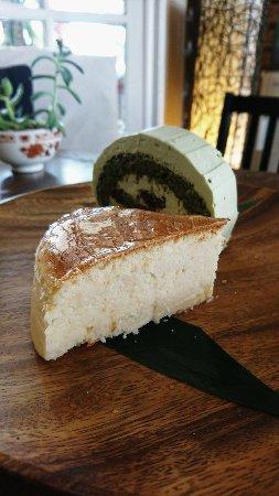 Flaxton, Australia: japanese cheesecake