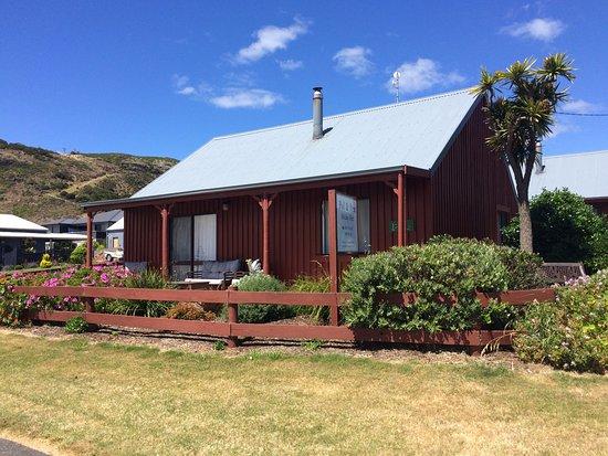 Stanley, Australia: Photo of the cottage