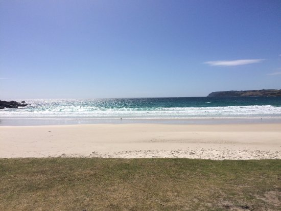 Wynyard, Avustralya: Beach area