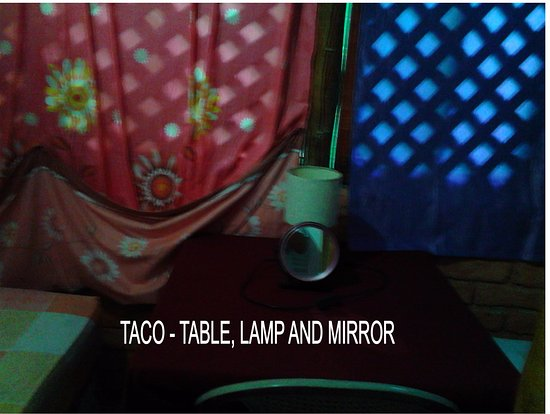 ‪‪Rivas‬, نيكاراجوا: Table in Taco‬
