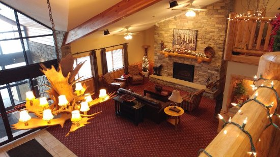 McCall, ID: View of Lobby