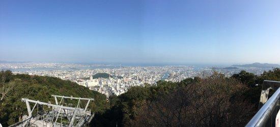 Τοκουσίμα, Ιαπωνία: 徳島市を一望