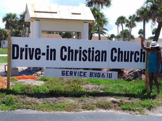 Daytona Beach Drive In Christian Church Daytona Beach Shores Tripadvisor