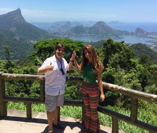 Rio Alternative Tour: Vicente & Lully na Vista Chinesa