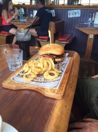 Hog's Breath Cafe : Steak Burger