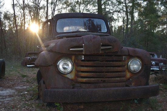 Crawfordville, FL: Rusty Sunset