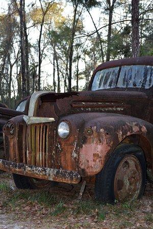 Crawfordville, Flórida: Seen Better Days