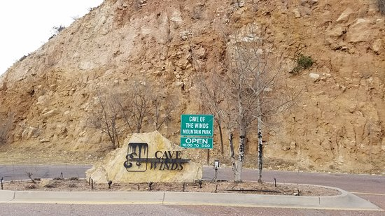 Manitou Springs, CO : entrance