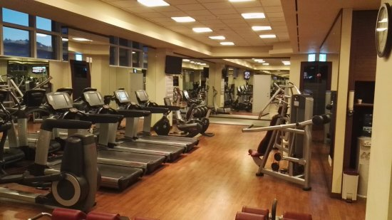InterContinental Alpensia Pyeongchang Resort: gimnasio