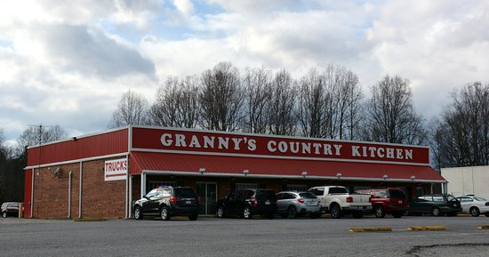 Granny S Country Kitchen Great Breakfast Good Comfort Food