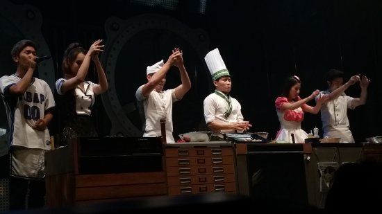 Musical CHEF