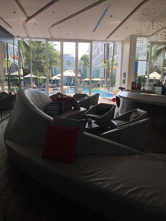 Hotel Baraquda Pattaya - MGallery by Sofitel: We request early check in but the did not do