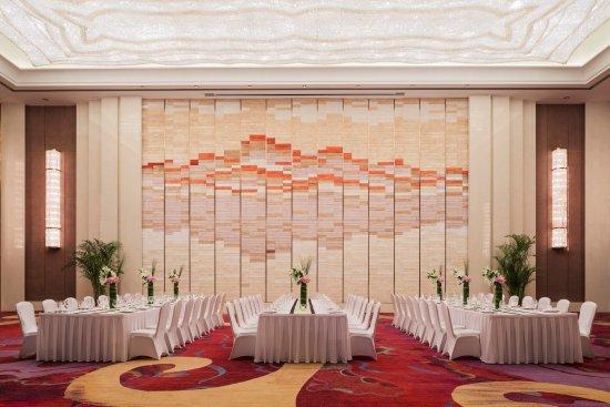 Wanda Realm Chifeng Hotel: 大宴会厅