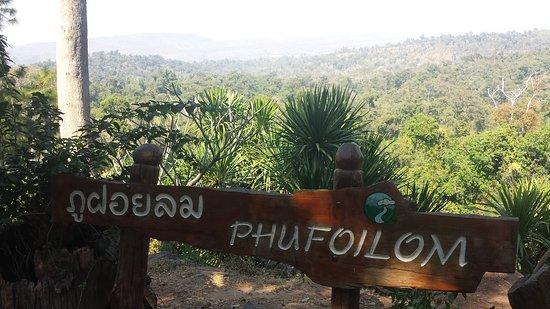 Provinz Udon Thani, Thailand: Lan Pi Phu Foi Lom National Park