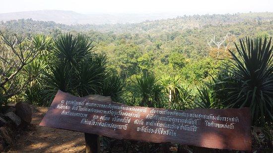 Provincia de Udon Thani, Tailandia: Lan Pi Phu Foi Lom National Park