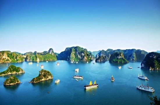 3-Day Halong Bay Cruise including Swimming and Kayaking with...