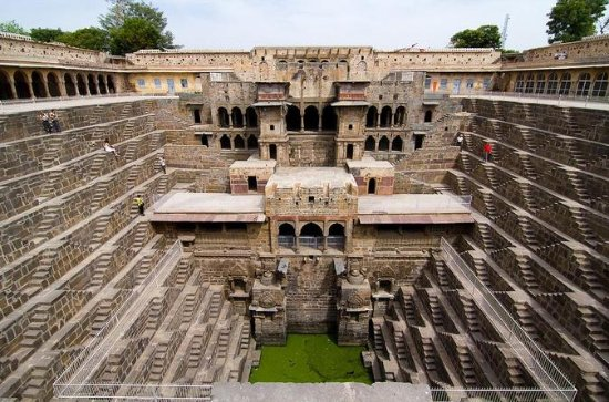 Haunted Bhangarh, Abhaneri Stepwells...