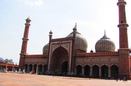 City of Shahajanabad: Old Delhi...