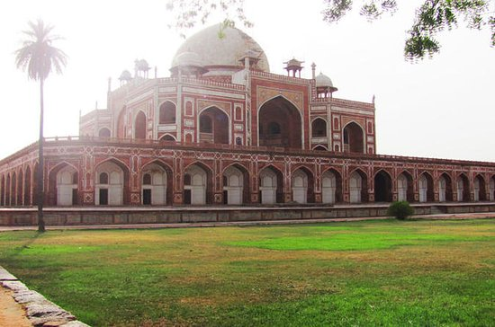 UNESCO Heritage Site: Humayun's Tomb ...