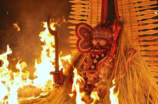 Private Tour: Experience Theyyam...