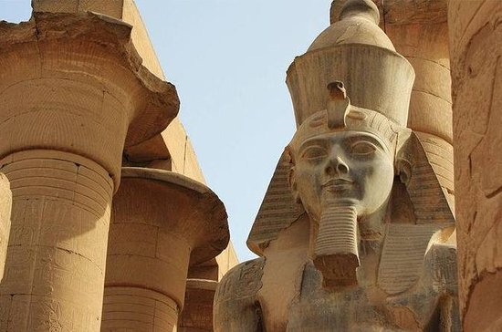 Private Full-Day Tour of Luxor From...