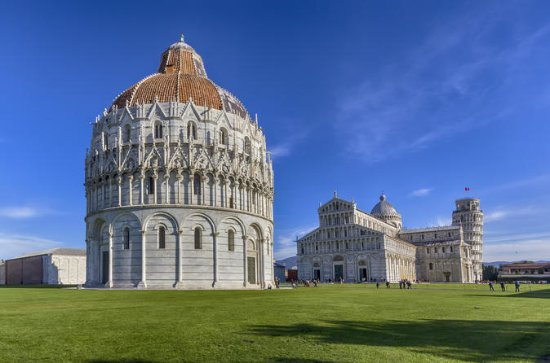 Private Full-Day Independent Tour to Pisa and Lucca from Florence