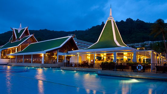 Le Meridien Phuket Beach Resort: Ton Son Restaurant & Bar