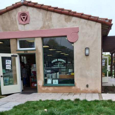 Carpinteria, Kalifornien: Best book store