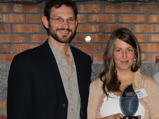 New Minas, Canada: 2014 Outstanding New Business of the Year awarded by the Annapolis Valley Chamber of Commerce